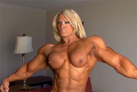 Bodybuilder Female Sex 88