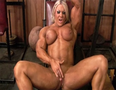 Final, muscle women masturbating video nude