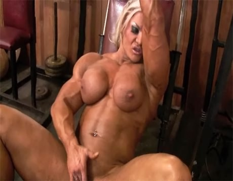 Pity, that muscle women masturbating video nude