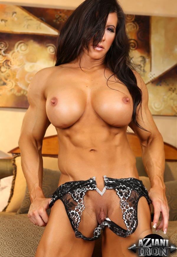 Sexy corset strip video partner