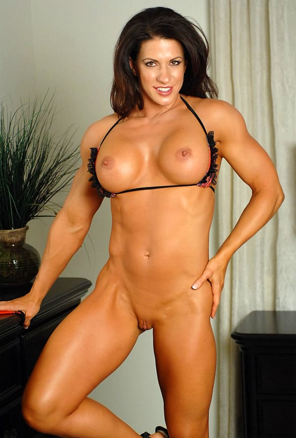 tall muscular woman sex